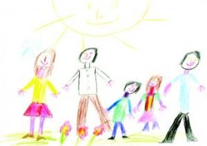 Как «расшифровать» детский рисунок