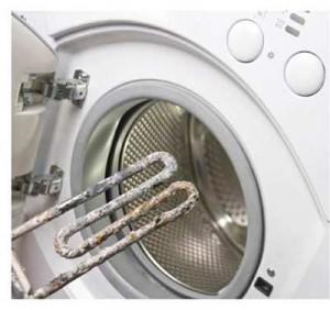 Как удалить накипь в стиральной машине с помощью лимонной кислоты