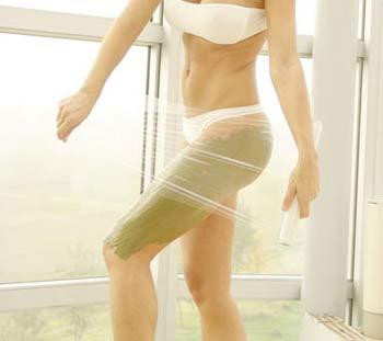 Обертывания с глиной для похудения