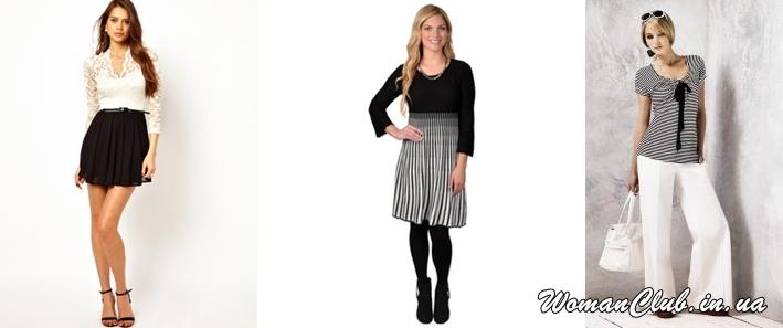 Как подчеркнуть талию с помощью цветовых контрастов в одежде