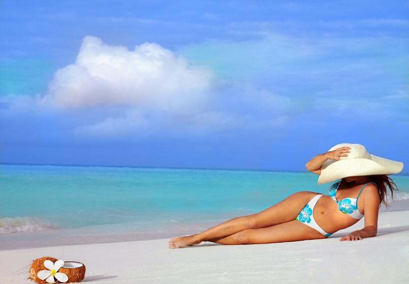 Как хорошо выглядеть на пляже – 10 полезных советов
