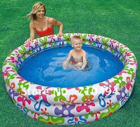 Как выбрать детский надувной бассейн – 7 полезных советов