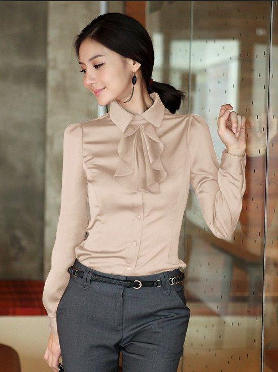 Лучшие женские блузки для офиса – 5 беспроигрышных образов (ФОТО)