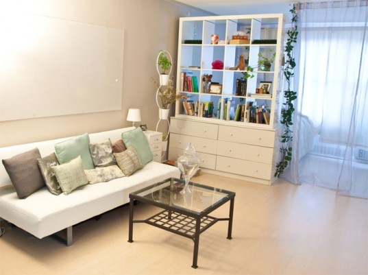 маленькая комната - как увеличить пространство
