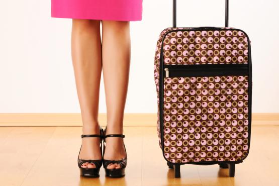 Как не потерять багаж при перелете