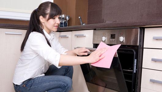 Как почистить духовку внутри – 3 простых и безопасных способа