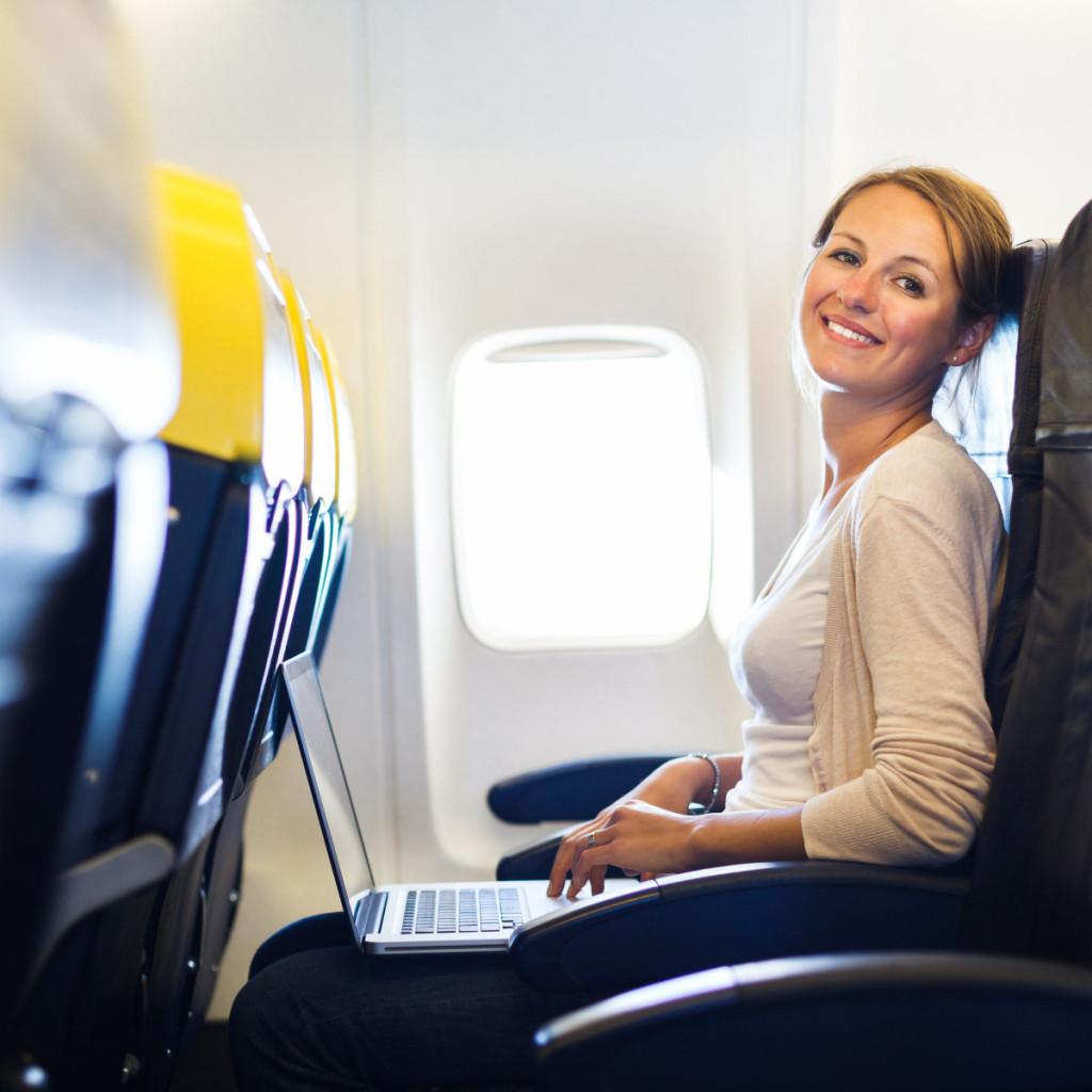 Боюсь летать на самолете – что делать? 10 полезных советов для авиапассажиров