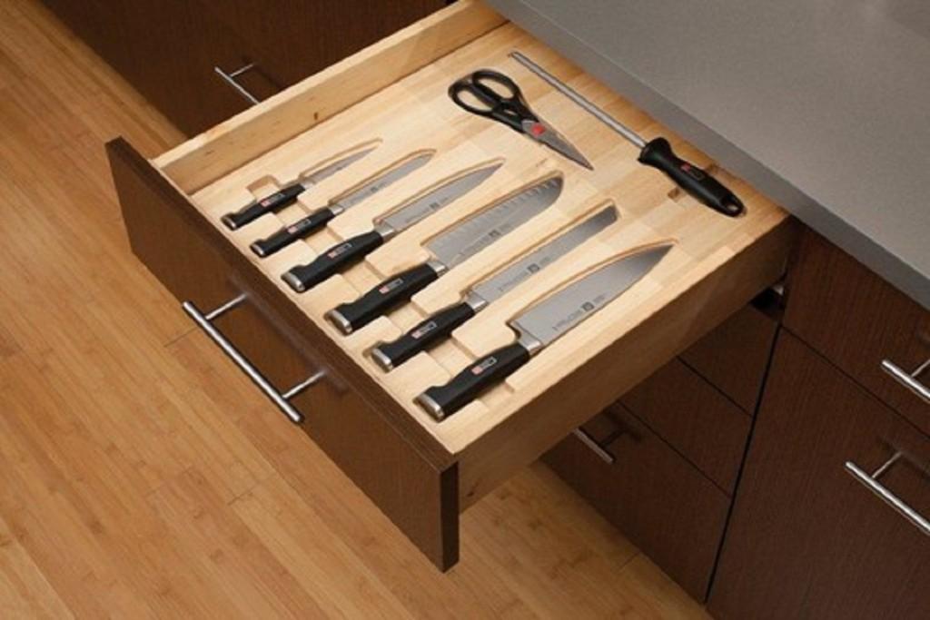 лоток для кухонных ножей
