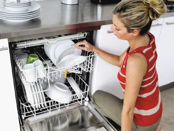 как чистить посудомоечную машину