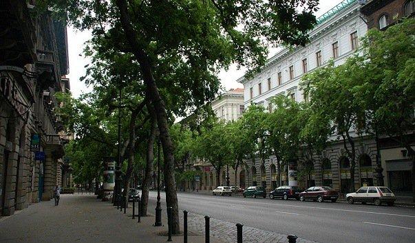 Что посмотреть в Будапеште за 3 дня - проспект Андраши
