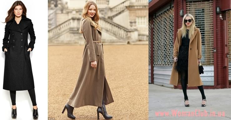 e5ca8484775f какую обувь носить с длинным пальто