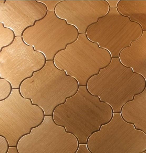 деревянные полы для кухни