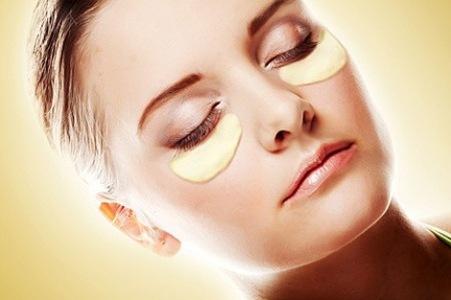 картофельные маски для кожи вокруг глаз
