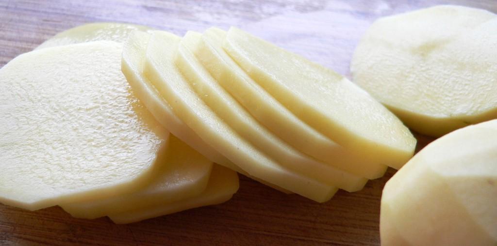 маски из картофеля в домашних условиях