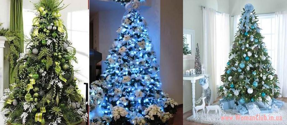 как украсить новогоднюю елку в 2015 году