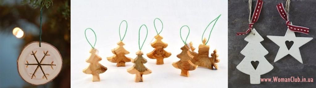 новогодние украшения для елки 2015
