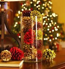 Как украсить новогодний стол 2015 – простые и эффектные решения