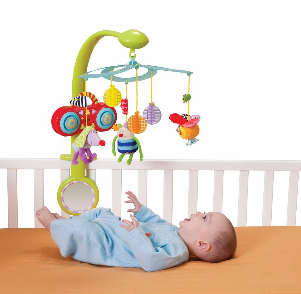 что подарить на рождение ребенка - мобиль