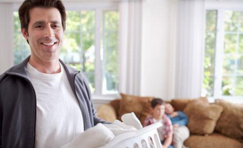 как просить мужа помочь по дому
