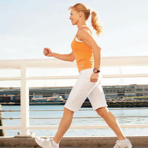Польза ходьбы пешком