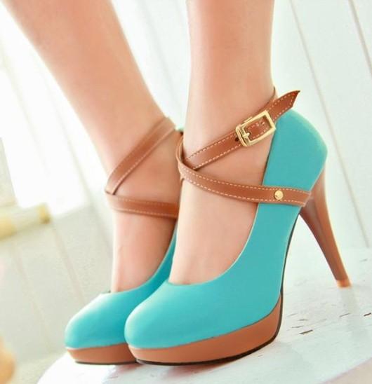 как одеться стильно и недорого: женская обувь на OLX