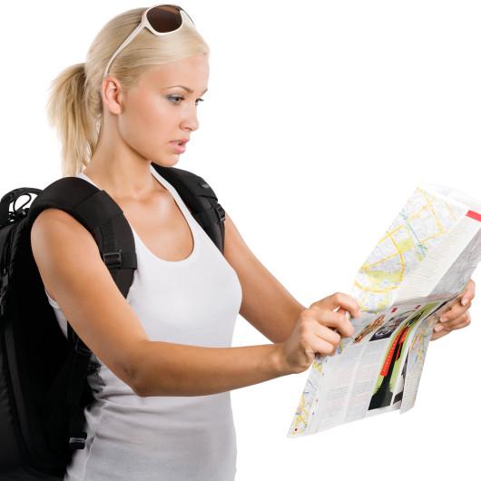 женские хобби глазами мужчин - путешествия