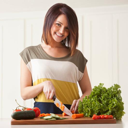 женские хобби глазами мужчин - кулинария