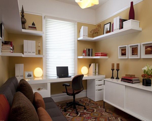 Как выбрать жалюзи для домашнего офиса