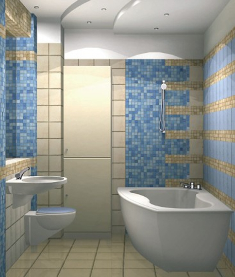 цвета для маленькой ванной