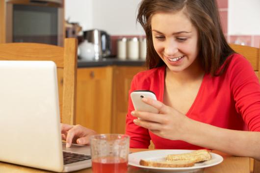 безопасность ребенка в социальных сетях
