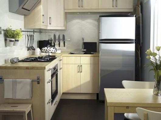 маленькая кухна дизайн