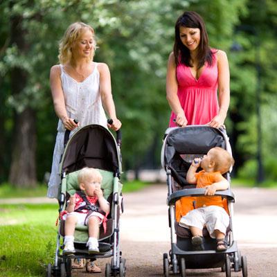 детские коляски: как выбрать