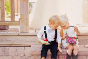 Участие детей в свадьбе: полезные советы