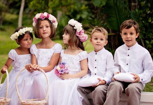 дети на свадьбу