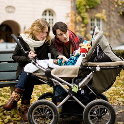 детская коляска: тонкости выбора