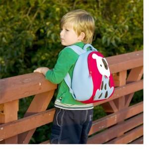 Правильный рюкзак – здоровая спина