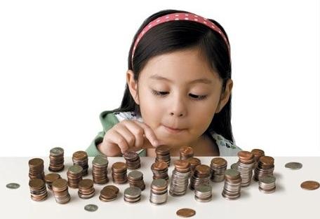 ребенок и карманные деньги