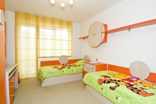 вариант детской комнаты на двоих