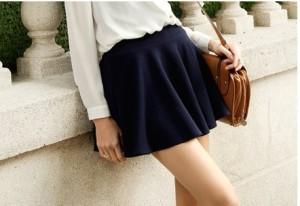 С чем носить юбку-солнце (ФОТО)