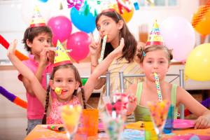 Как оформить детский праздник: 5 идей праздничного декора