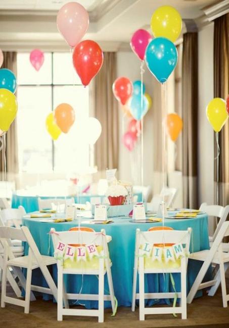 гелевые шарики для детского праздника