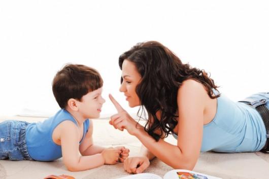 как говорить с ребенком