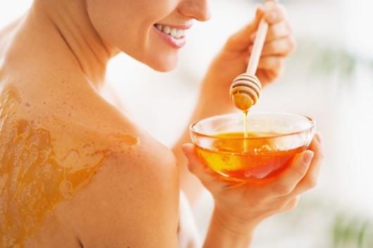 рецепты медовых обертываний: с горчицей, молоком, маслом
