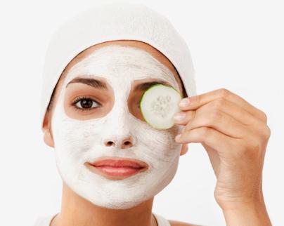 японская маска для лица с глиной