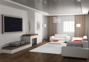 Интерьер гостиной в стиле минимализм: идеи, рекомендации, фото