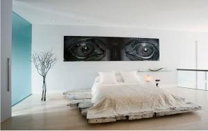 Дизайн спальни в современном стиле (ФОТО)