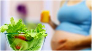 Вегетарианство и беременность: совместимы ли?