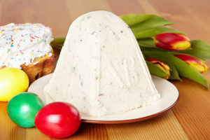 Диетическая творожная пасха к празднику: рецепт