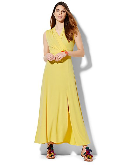 Модные летние платья 2016 для женщин за 40 (ФОТО) яркие цвета