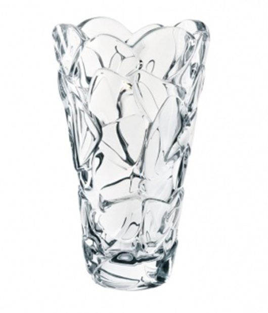 как мыть хрустальную вазу